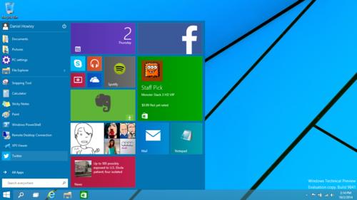 start-windows10