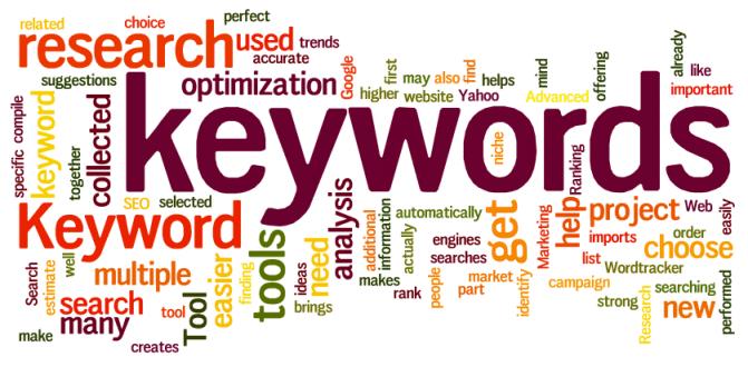 SEO strumenti per analizzare le parole chiave - Keyword Tool - keyword research