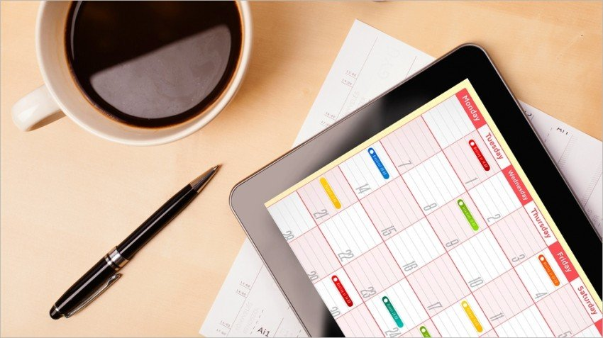 Lavorare con un calendario editoriale - esempi calendario editoriale - SEO