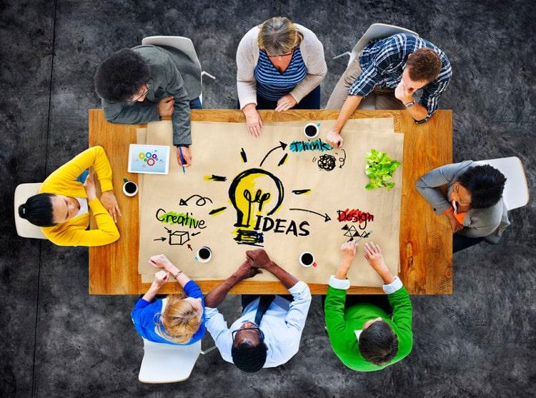 Design Thinking - Pensiero Progettuale - Innovazione Aziendale Esempi - Web Agency Ragusa & SEO Ragusa