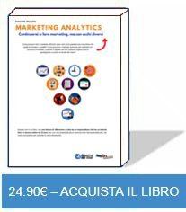 Davide Puzzo - Libro - Marketing Analytics - Le metriche del marketing