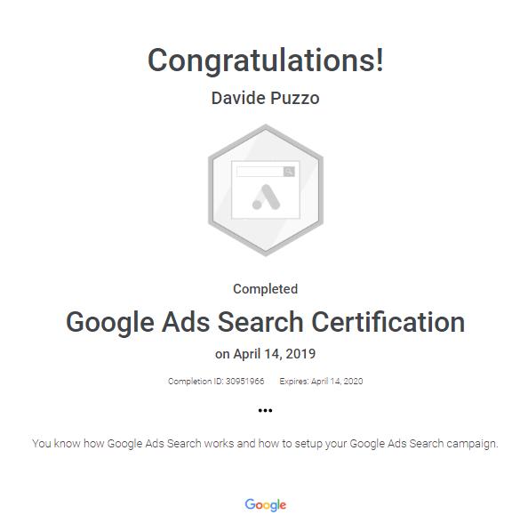 certificato-ads-search-network-davide-puzzo