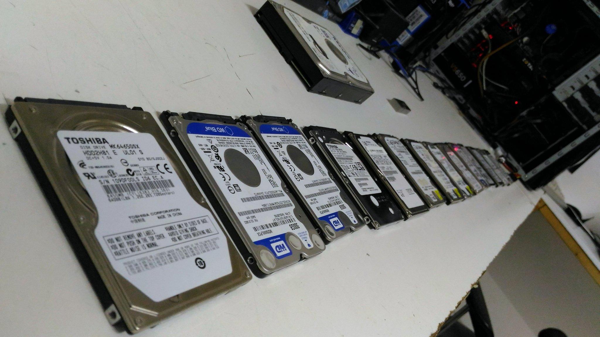 Recupero Dati da Hard Disk Rotto a Ragusa, Sicilia e in tutta Italia - e-Service